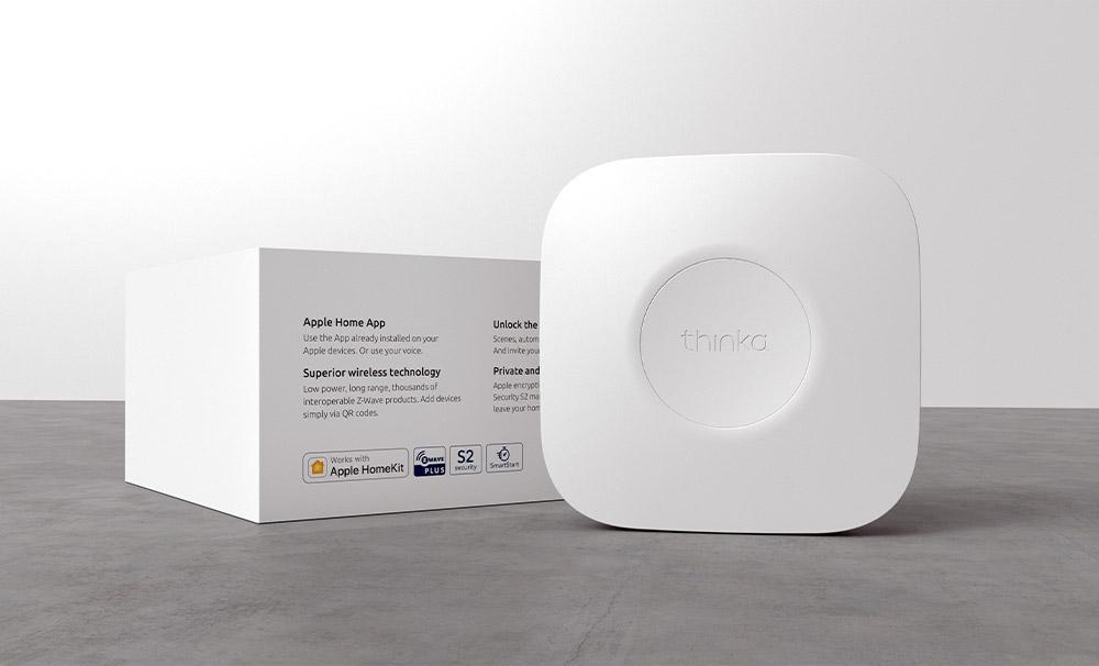 Thinka Z-Wave hub for HomeKit