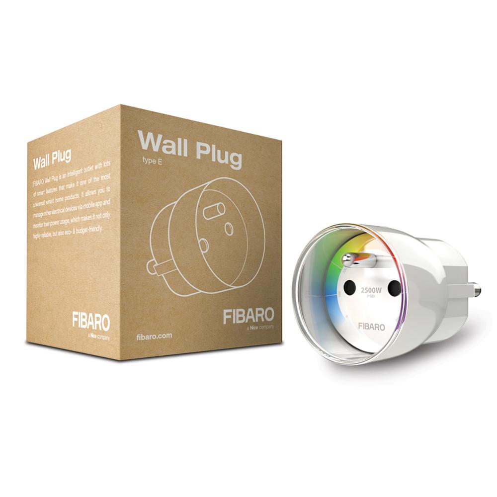 FIBARO Wall Plug Type E (BE/FR)