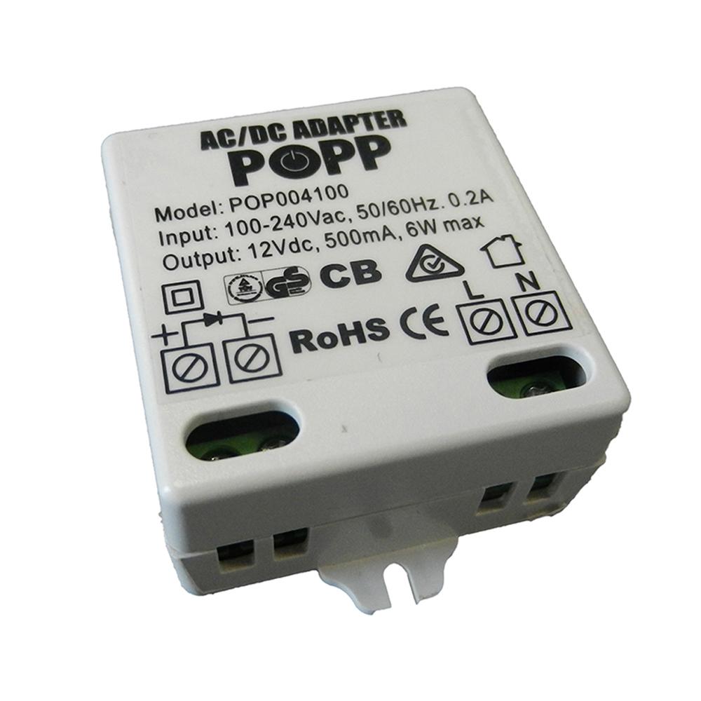Popp External Mains Adapter 12V output