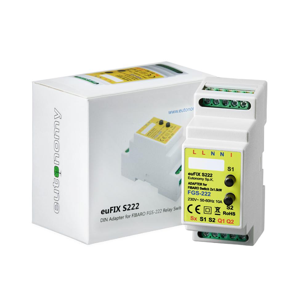 Eutonomy euFIX DIN Adapter for FGS-222