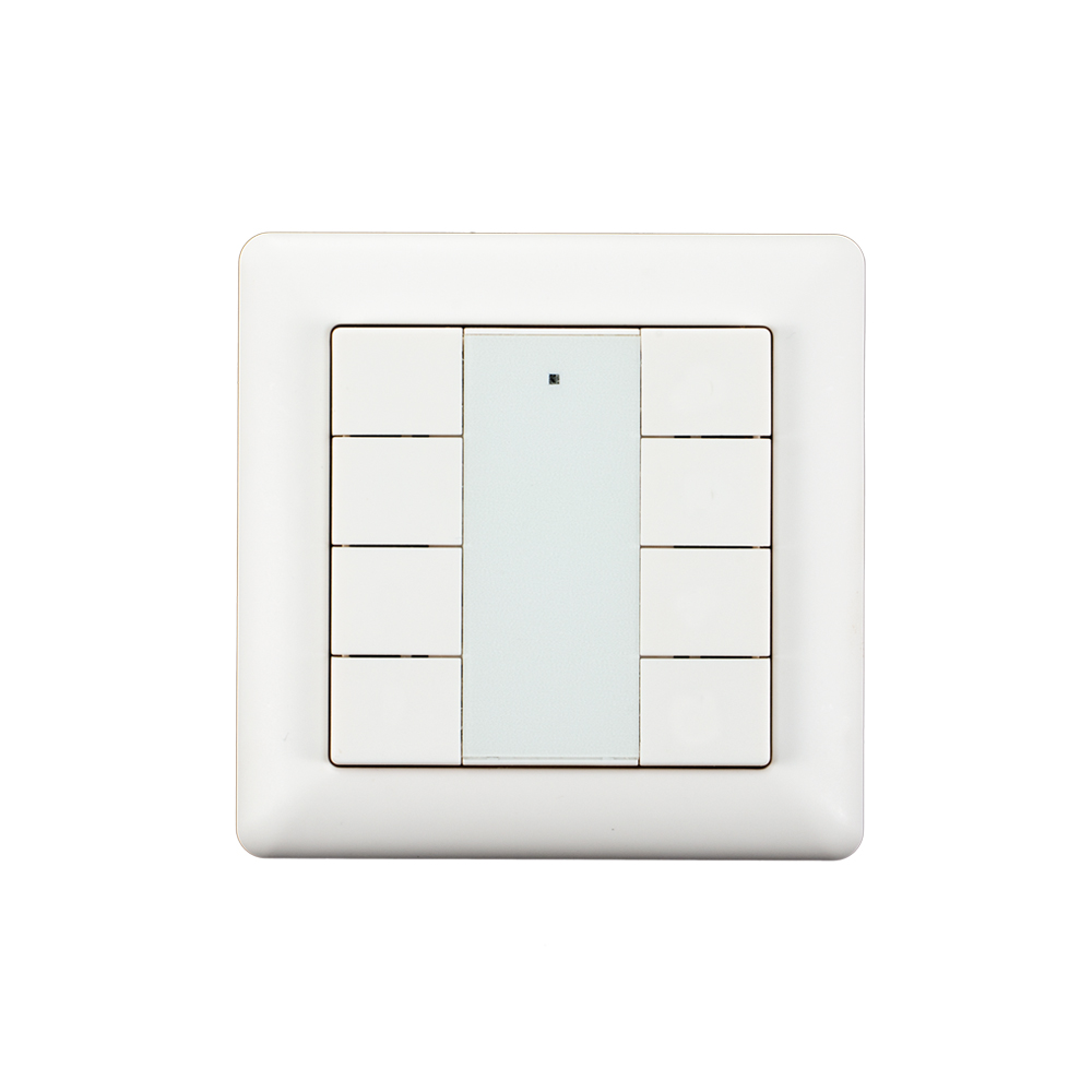 Heatit Frame blanco for Z-Push Button 8