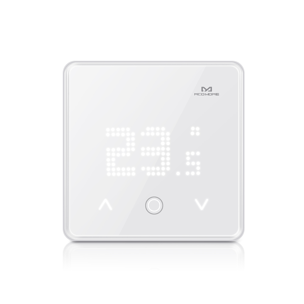 MCOHome Boiler Thermostat White
