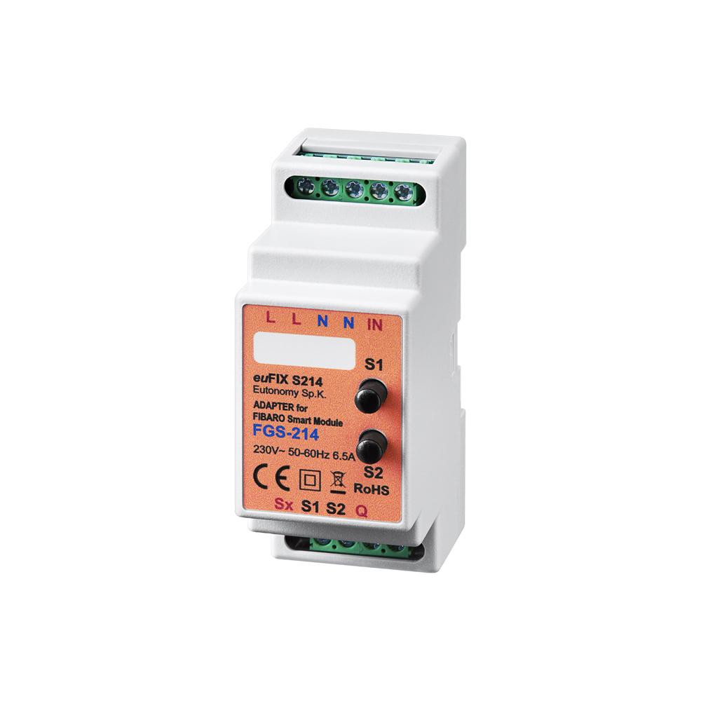 Eutonomy euFIX DIN Adapter for FGS-214