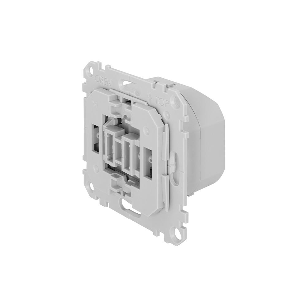 TechniSat Smart flush-mounted ON/OFF switch Merten