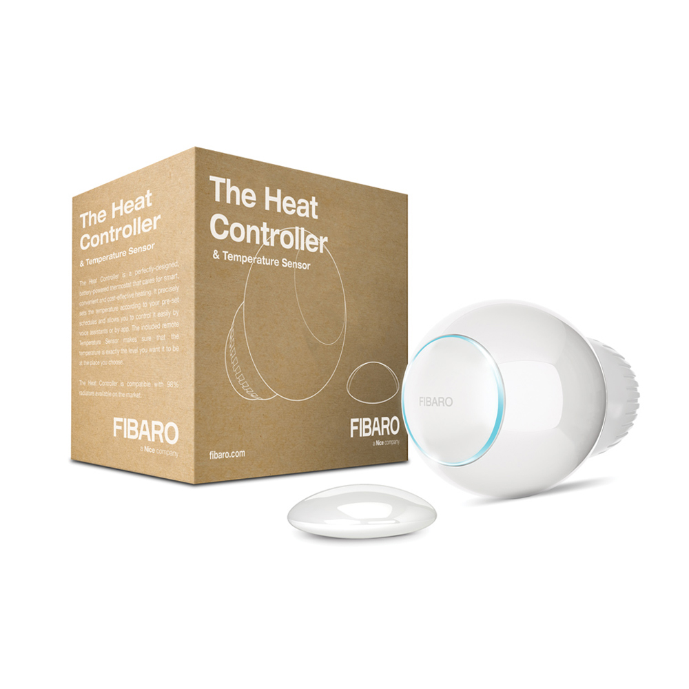 FIBARO The Heat Controller Starter Pack