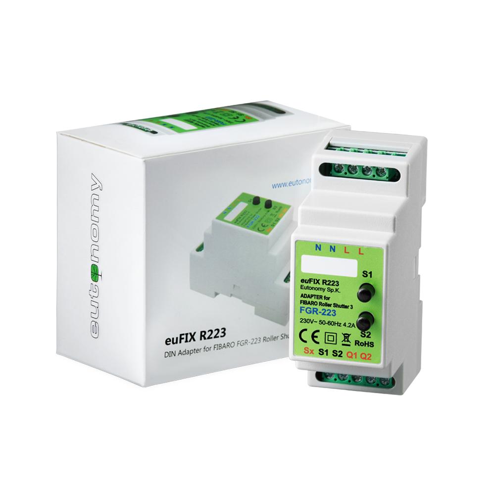 Eutonomy euFIX DIN Adapter for FGR-223