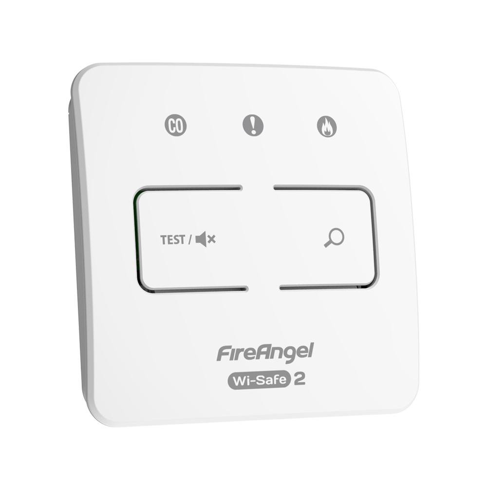 FireAngel Control unit en locatieschakelaar Wi-Safe 2