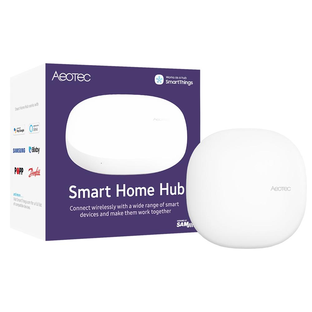 Aeotec Smart Home Hub (V3) - Works as SmartThings