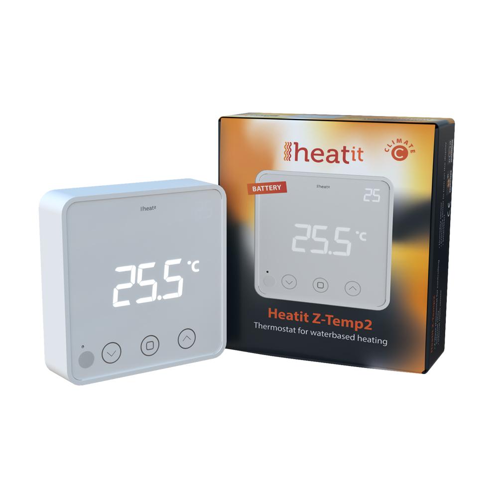 Heatit Z-Temp2 thermostat