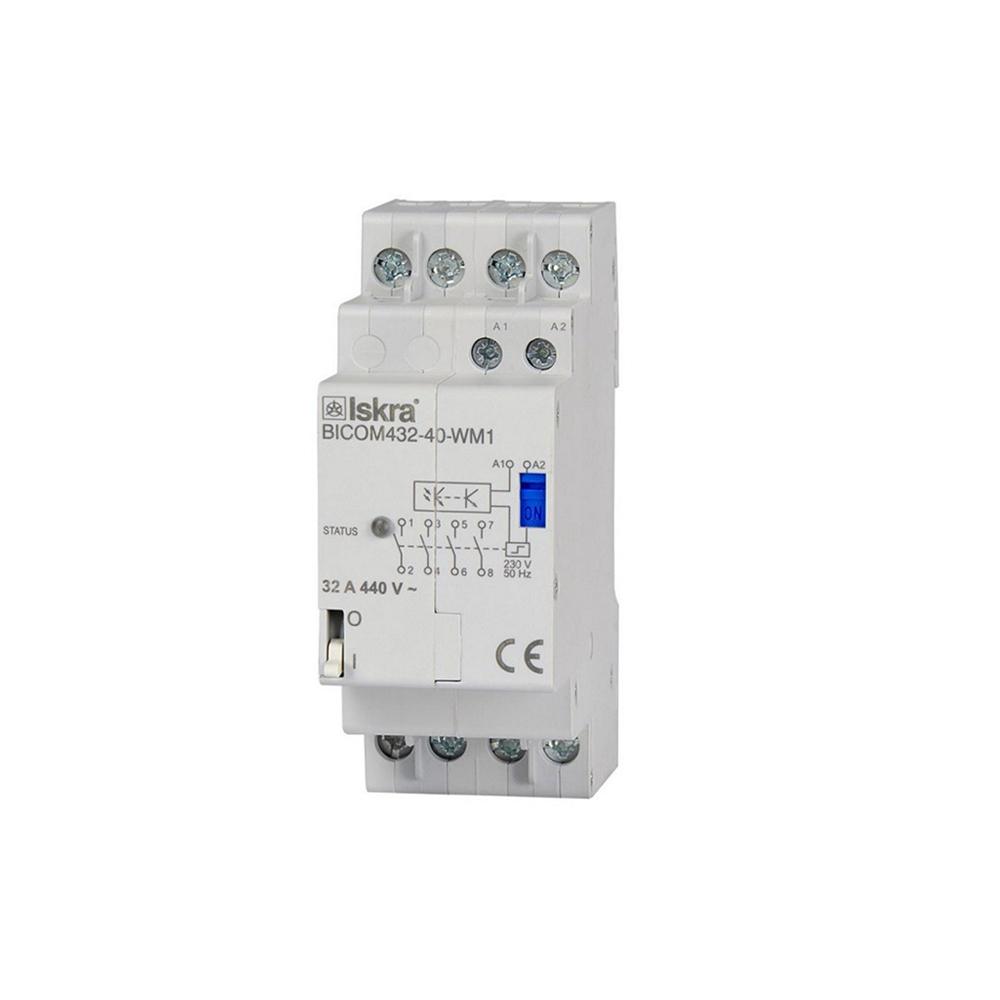 Qubino Smart Meter Accessory BICOM