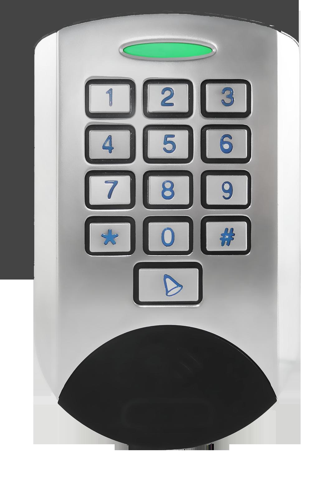 Popp Z-Wave Keypad