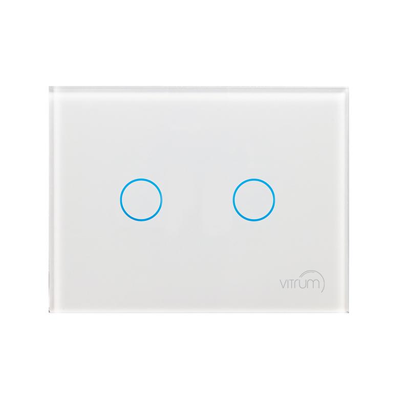 Vitrum EU II Lighting White Tech