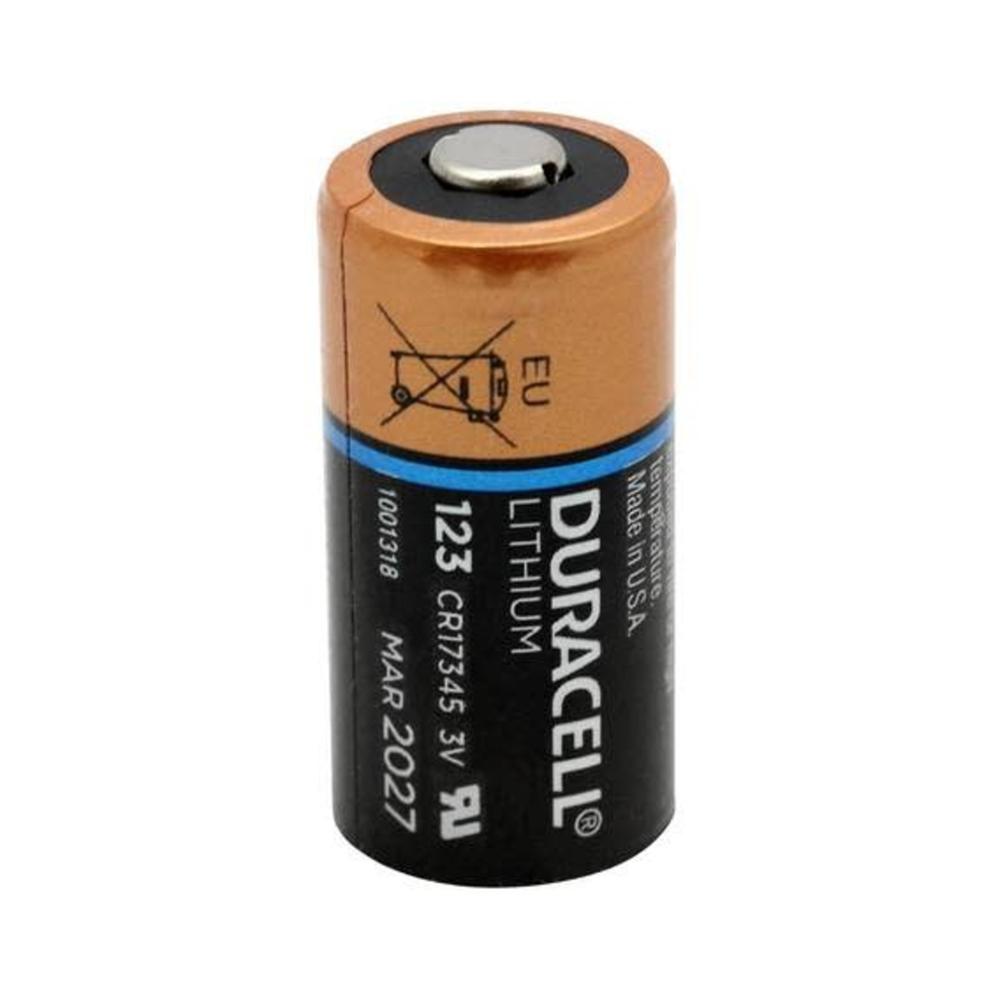 Batterij CR123A
