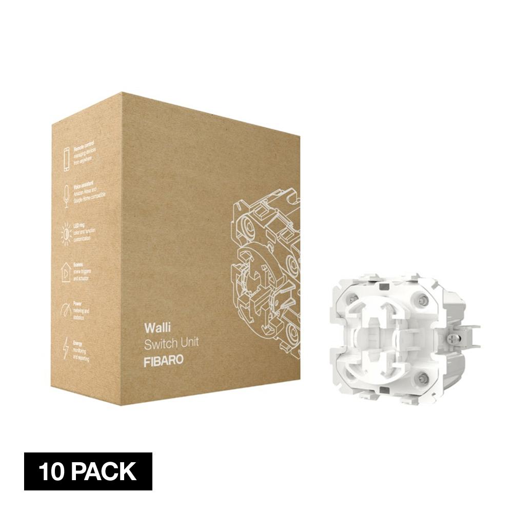 FIBARO Walli Switch Unit (10 pack)
