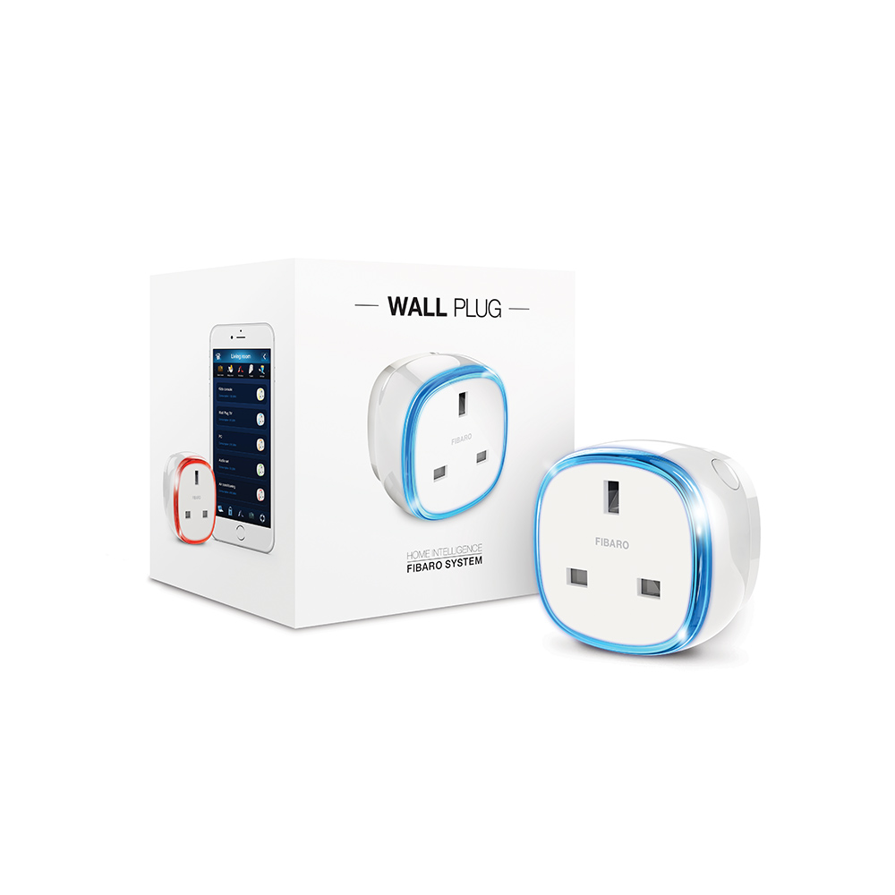 FIBARO Wall Plug Type G