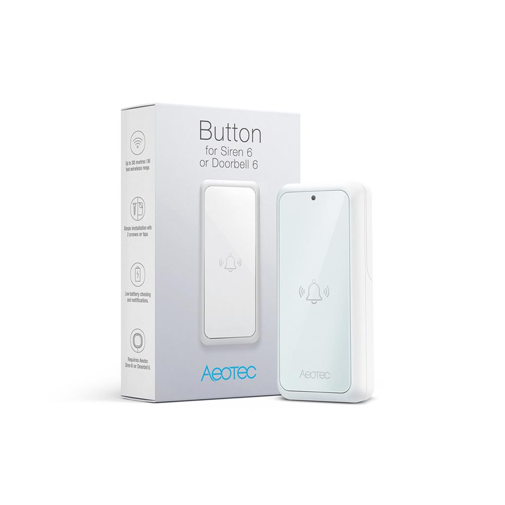 Aeotec Button (for Doorbell 6 & Siren 6)