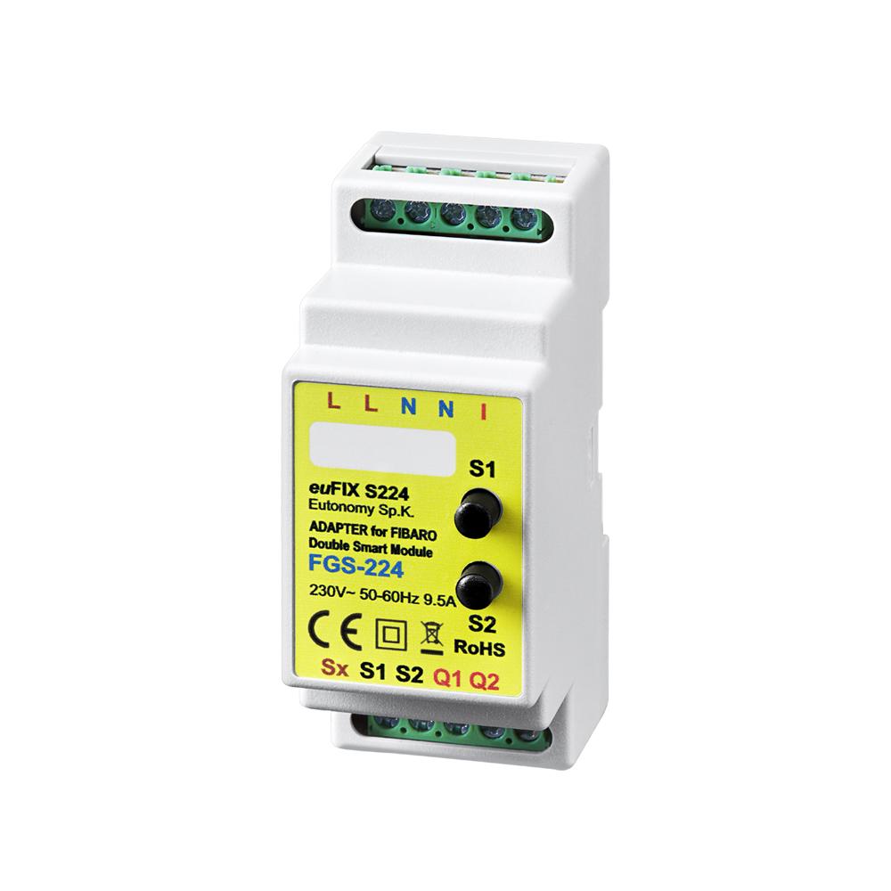 Eutonomy euFIX DIN Adapter for FGS-224