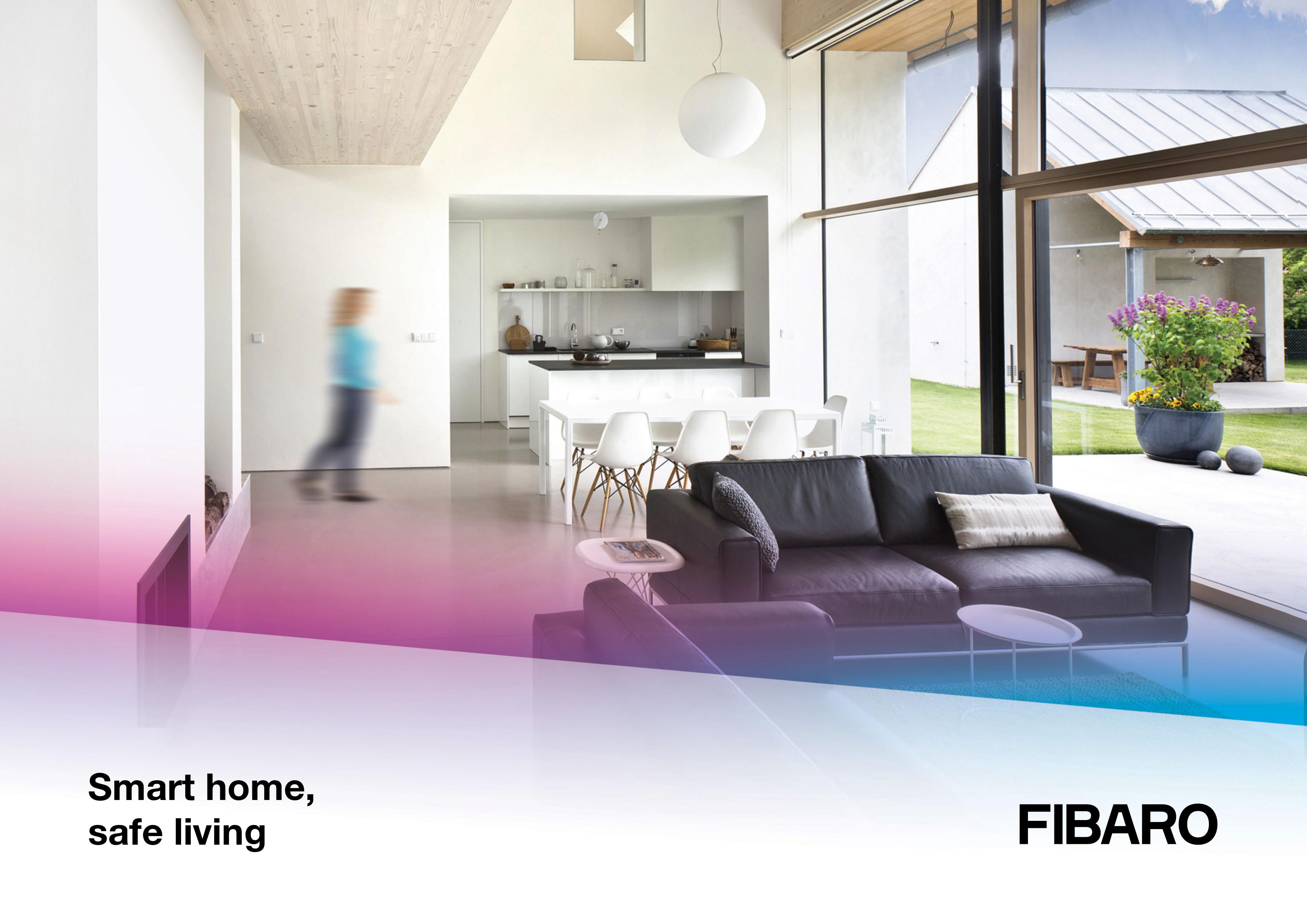 FIBARO System catalogue A4 ENG