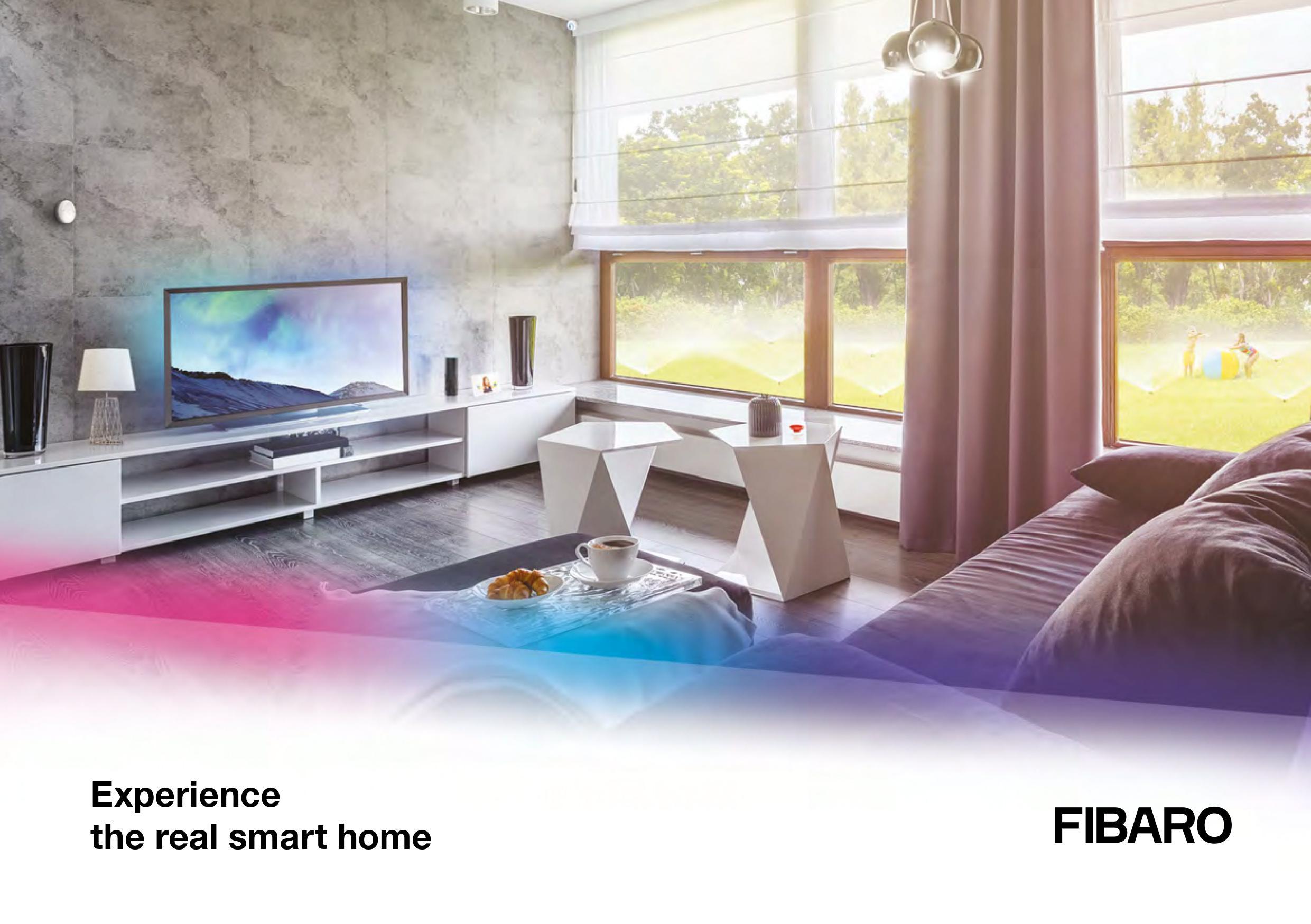 FIBARO Product catalogue A5 ENG