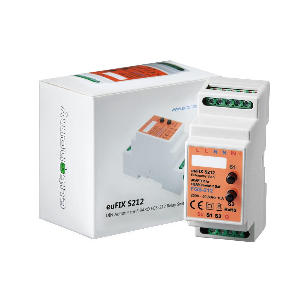 Eutonomy euFIX DIN Adapter for FGS-212
