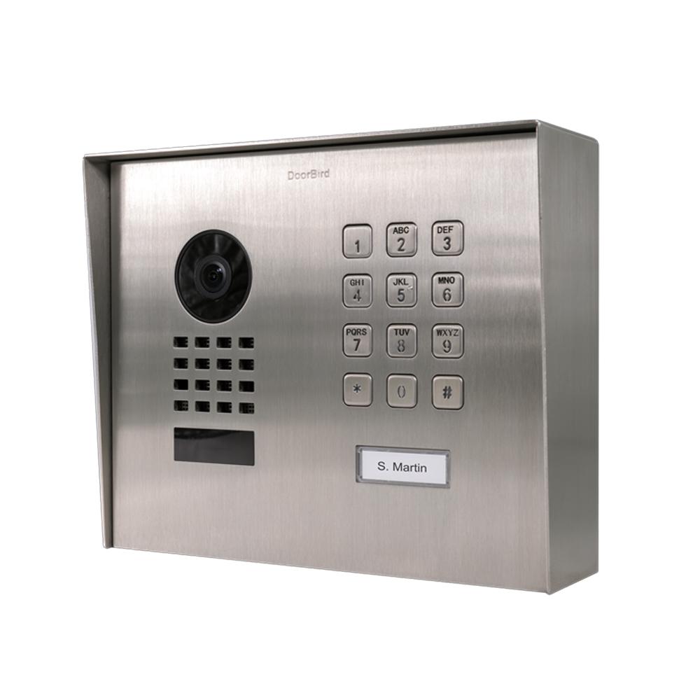 DoorBird IP Video Door Station D1101KH Modern Surface-mount