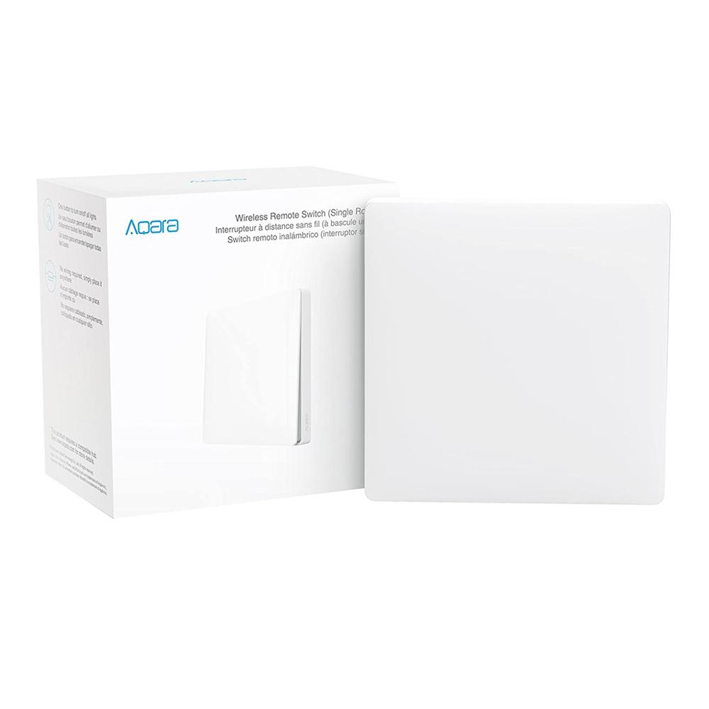 AQARA Wireless Remote Switch (Single Rocker)