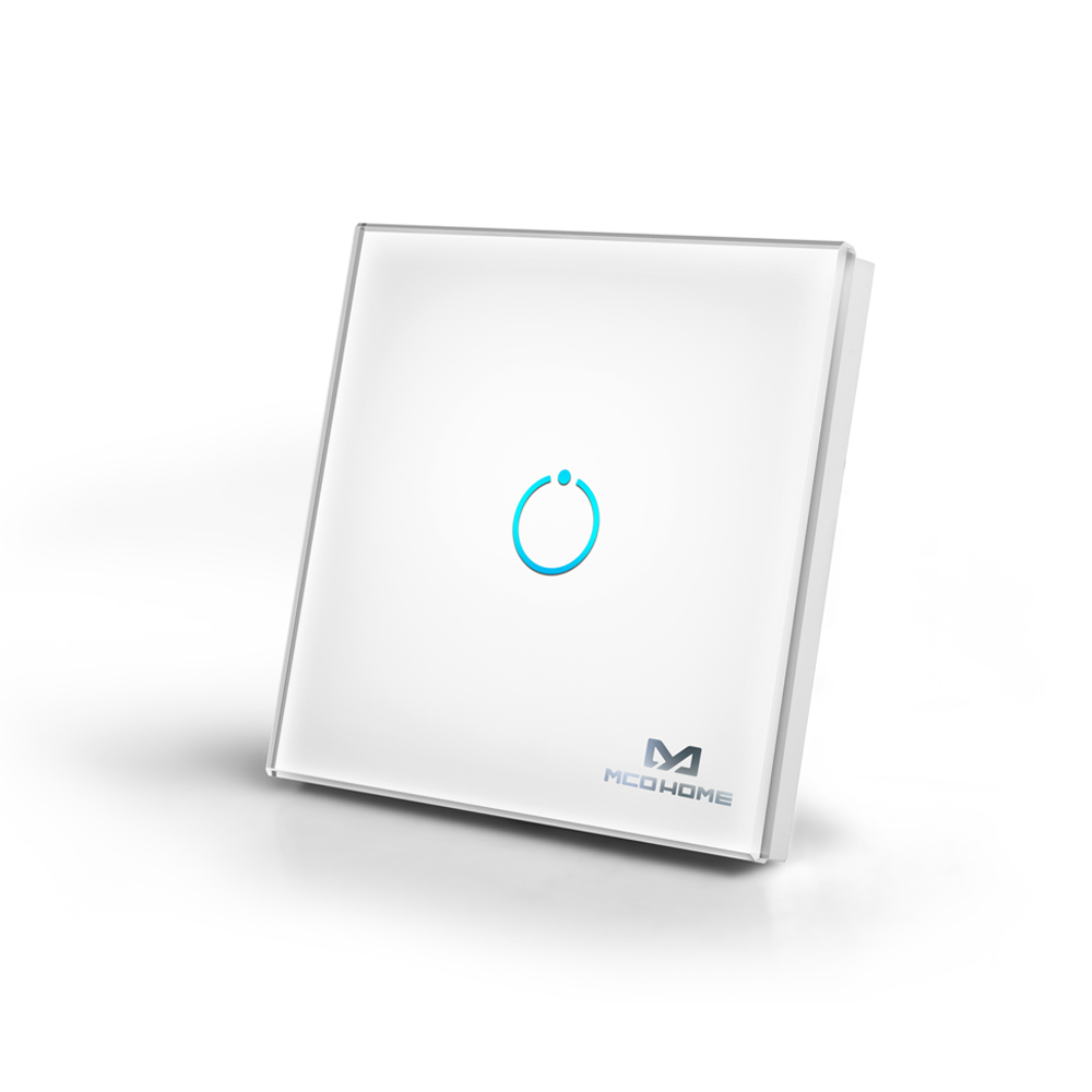 MCOHome Touch Panel Switch 1 Button