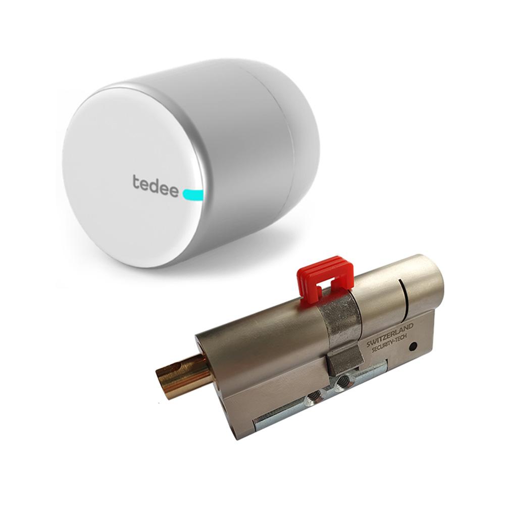 Tedee Smart Lock + M&C Adjustable Cilinder SKG***