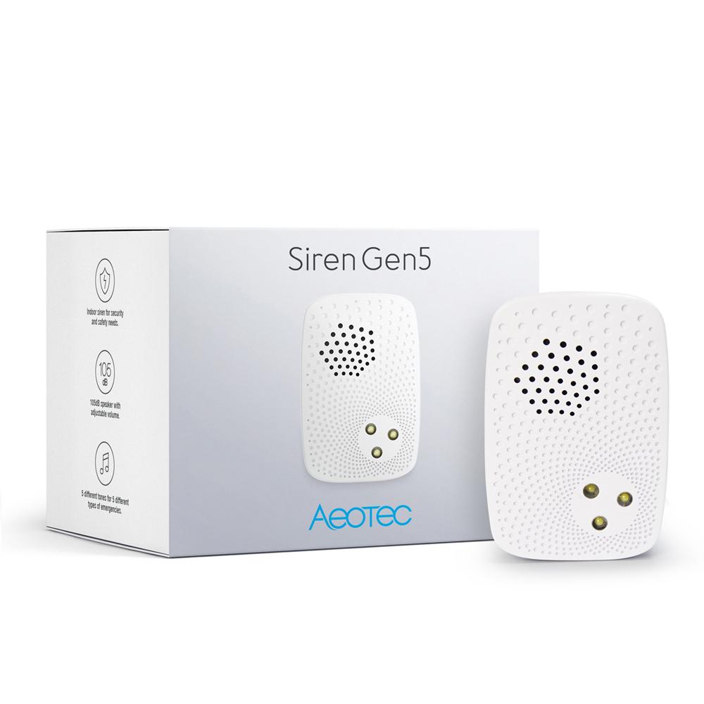 Aeotec Siren Gen5